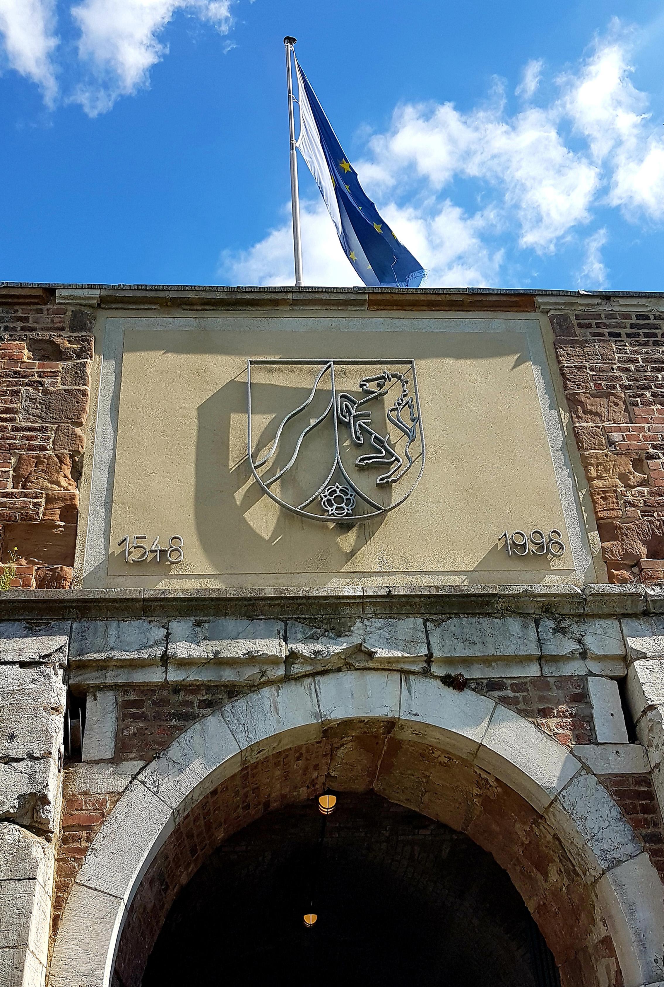 Eingang Zitadelle