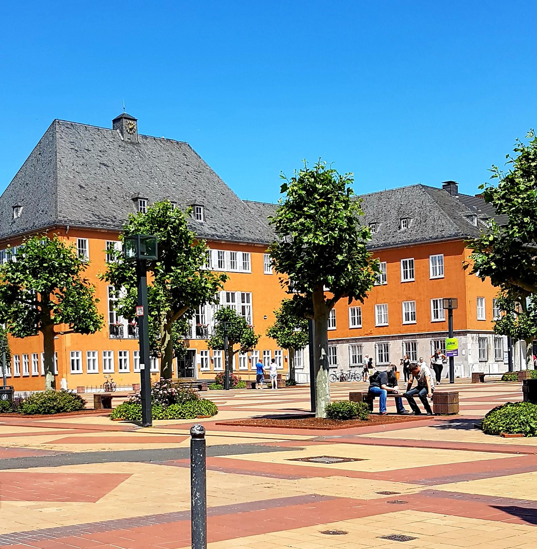 Altes Rathaus, Marktplatz